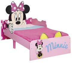 chambre enfant minnie lit enfant minnie 70x140 idéal pour les enfants de 18 mois à 5 ans