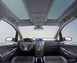 opel zafira 2003 interior opel zafira specs 2006 2007 2008 autoevolution