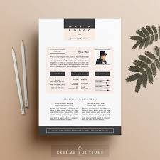 cover letter for a resume example the 25 best modern cv template ideas on pinterest cv design cv