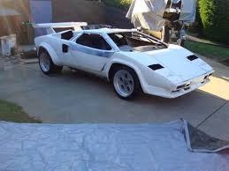 lamborghini replica kit car 1983 lamborghini countach replica kit car cars vans utes
