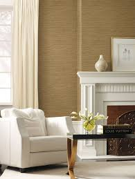 Removable Grasscloth Wallpaper York Wallcoverings By The Sea Fn3733 Faux Grasscloth Wallpaper
