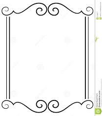 Decorative Frame Png Decorative Frame Stock Vector Image Of Embellish Design 2218477