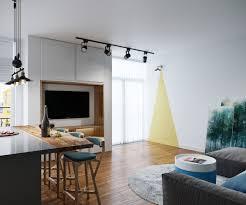 mossy vertical garden hallway grey and teal bedroom design blue