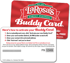 mybuddycard larosa s popular neighborhood fundraiser