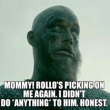Vikings Meme - sweatpants tv vikings season 4 favorite memes
