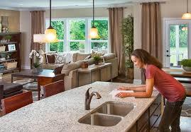 pulte homes interior design pulte home model kitchen
