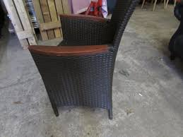 secondhand hotel furniture outside furniture 35x rattan chairs