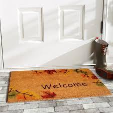 Summer Doormats Home U0026 More Autumn Breeze Doormat U0026 Reviews Wayfair