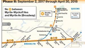 phase 2 of m work to start sept 2 mta metro us