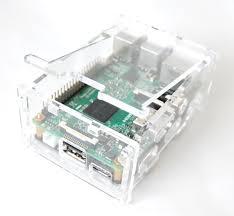 Usb Hub by Acrylic Case For 7 Port Usb Hub And Raspberry Pi Clear Uugear