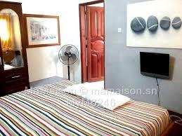 chambre au mois chambre 1 chambres à louer par mois à mermoz sacré cœur mamaison sn