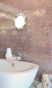 Glitter Bathroom Flooring - pink glitter bathroom tiles ideas and pictures