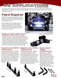 Ford Raptor Options - rigid 40235 fog light kit 10 11 12 13 14 ford f 150 raptor svt