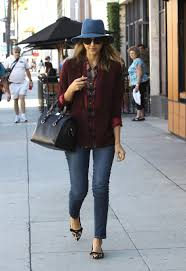 Jessica Mattern by Jessica Alba Proves She U0027s The Queen Of Street Style