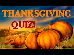 trivia quiz on thanksgiving history origin and facts