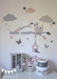decoration nuage chambre bébé deco chambre bebe nuage
