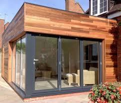 Bi Fold Doors Exterior by Aluminium Folding Sliding Doors Homebuilding U0026 Renovating