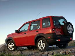 land rover freelander 2002 pictures information u0026 specs