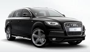 audi q7 contract hire car leasing audi q7 car leasing
