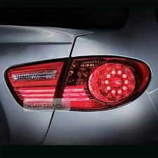 2007 hyundai elantra tail light bulb oem genuine parts rear led tail light l rh assy for hyundai 2007