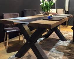 Industrial Dining Table Kitchen U0026 Dining Tables Etsy Uk