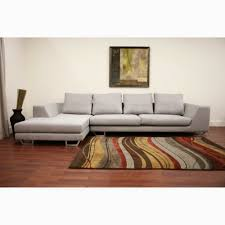 Charcoal Gray Sectional Sofa Chaise Lounge Gray Couch