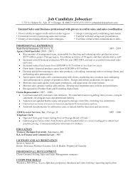 Insurance Resume Examples by Resume For Sales Coordinator