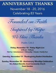 st paul ame church anniversary thanks weekend faith in the bay