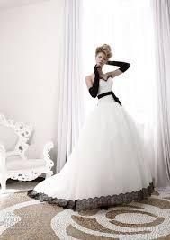 wedding dress trim wedding dresses with black lace trim sang maestro