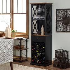 tall wine rack ebay