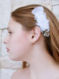feather hair accessories go make me jewelled feather hair clip diy go make me