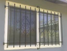 iron window guards safety releases sacramento goodwin cole