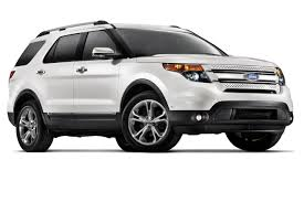 Ford Explorer Xlt 2015 - best in a decade march 2015 ford explorer sales cause us to