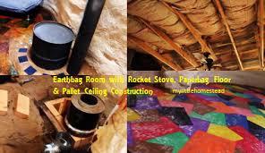diy ideas for your earthbag room rocket stove paper bag