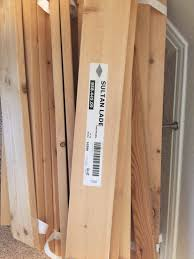 lade wood ikea sultan lade slatted bed base for size beds