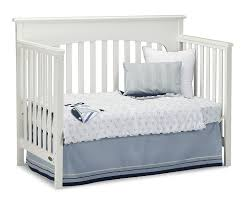 How To Convert Crib Into Toddler Bed Graco Convertible Crib White Baby
