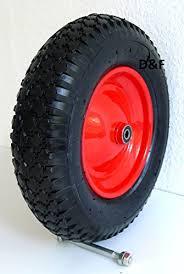 chambre a air brouette 4 00 8 roues pneumatiques caoutchouc corps plastique v 4 80 4 00 8 ø 380