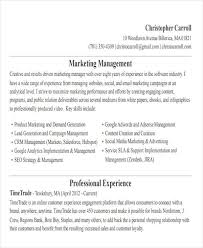 Brand Manager Resume Sample marketing manager resume marketing manager resume template