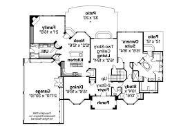 Mediterranean House Floor Plans Mediterranean House Plans Lucardo 30 181 Associated Mediterranean