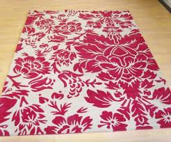 Fuschia Area Rug Area Rugs Wonderful Awful Sle Of Pink And Black Rug Favorable