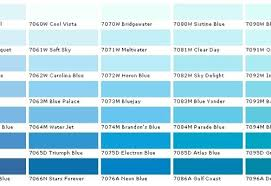 blue paint swatches shades of green color list colors of blue shades of blue color names