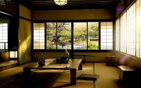 Japanese Dining Room Furniture by Zen Inspired Interior Design