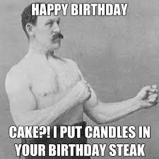 Gym Birthday Meme - 110416 crossfit mva