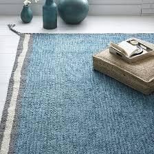 Teal Living Room Rug Tasseled Heathered Wool Shag Rug Blue Teal 9 U0027x12 U0027 Shag Rugs