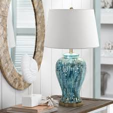 Ginger Jar Table Lamps by Teal Temple Jar 27