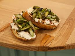 Food Network The Kitchen Recipe What To Do With The Season U0027s First Asparagus Fn Dish Behind