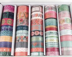 Recollec - recollections washi etsy