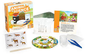 Backyard Science Games Amazon Com Little Labs Animal Science Toys U0026 Games