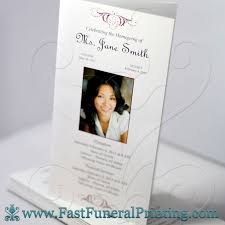 funeral programs printing 25 best funeral programs images on funeral