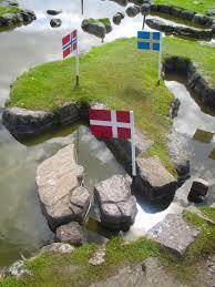 Map Of Denmark Verdenskortet A Very Danish Map Of The World Big Think